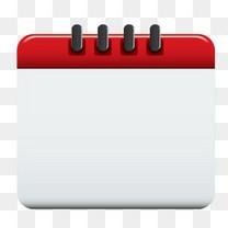 日历笔记本计时器