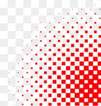 正方形渐变底纹