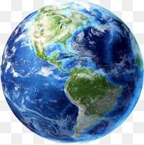 卫星地球图