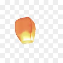中秋节孔明灯