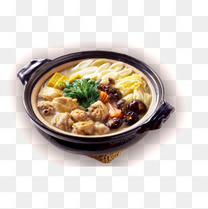砂锅鸡汤 菜品
