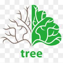 环保创意装饰树