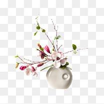 创意花卉花瓶摆件