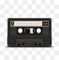 复古录音带磁带