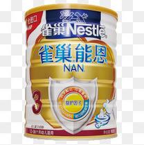 雀巢能恩3段奶粉