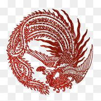 刺绣纹理装饰图案