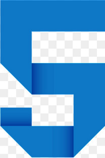 折纸数字5