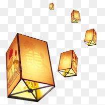 孔明灯新年灯笼
