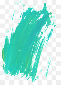 彩色颜料绘画涂抹