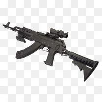 军事武器枪械