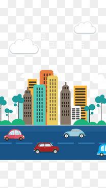 城市交通扁平化
