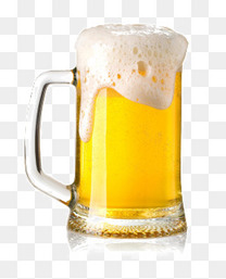 美味的啤酒