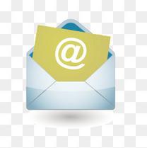 信封邮箱标志
