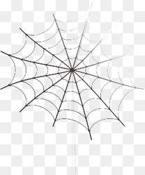 矢量万圣节素材蜘蛛网
