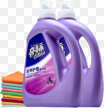 亮标洗衣液