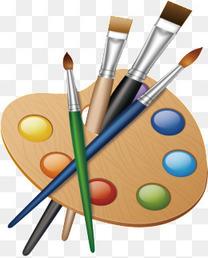 绘画画板工具
