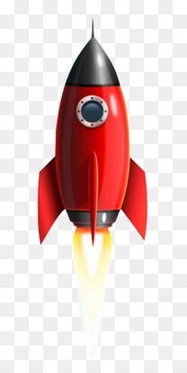 红色小火箭