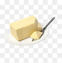黄色黄油图片