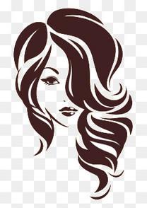 美发模特女孩