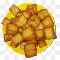 金色鱼豆腐