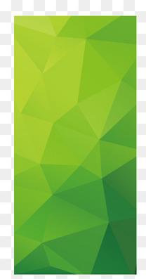 绿色不规则几何体背景