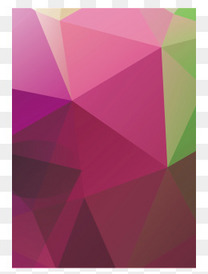 彩色几何块