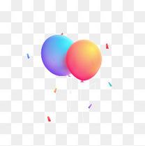天猫聚划算活动炫彩气球