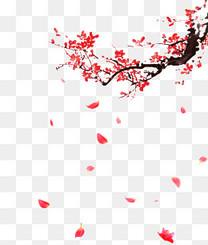 梅花中国风