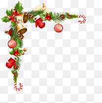 圣诞装饰藤蔓