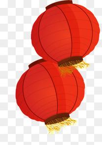 大红灯笼中国风