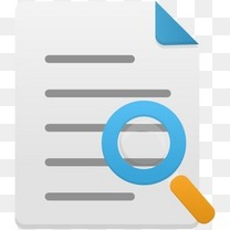 搜索文件图标