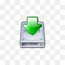 应用程序下载管理器图标