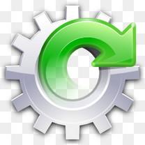 应用系统软件更新图标