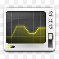 应用程序公用事业系统监视器图标
