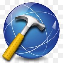 分类应用程序开发web图标