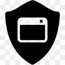 安全应用盾牌图标