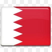 巴林国旗图标