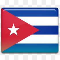 古巴国旗All-Country-Flag-Icons