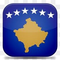科索沃V7国旗图标