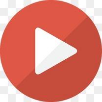 箭头相机电影电影多媒体玩球员社会社交媒体视频YouTube社交圈