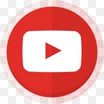 社交媒体摄像视频看YouTubeYouTube的标志最终的社会