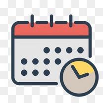 时钟管理决议时间表时间看工作AAMI平:新的一年的决议!