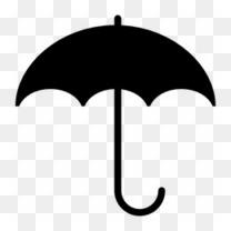 雨伞标志图标