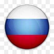 国旗对俄罗斯世界标志图标