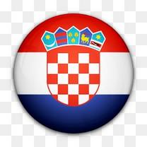 克罗地亚国旗对世界标志图标