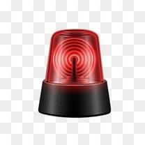 红色警示灯