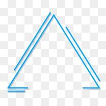 抽象几何三角