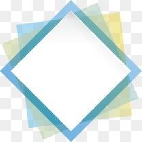 几何图形文本框