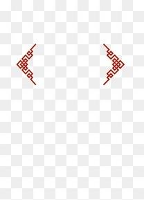 中国风创意装饰边框