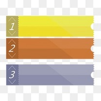 淘宝文案背景彩色条框
